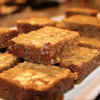 Espresso Chocolate Blondies