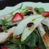 Summery Spinach Salad