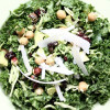 Kale Salad with Green Goddess Yogurt Dressing