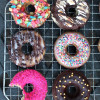 Donut Party! (plus they're paleo, gf, + grain free!)