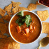 Chipotle Turkey Sweet Potato Chili
