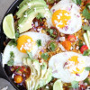 Mexican Street Corn Chilaquiles