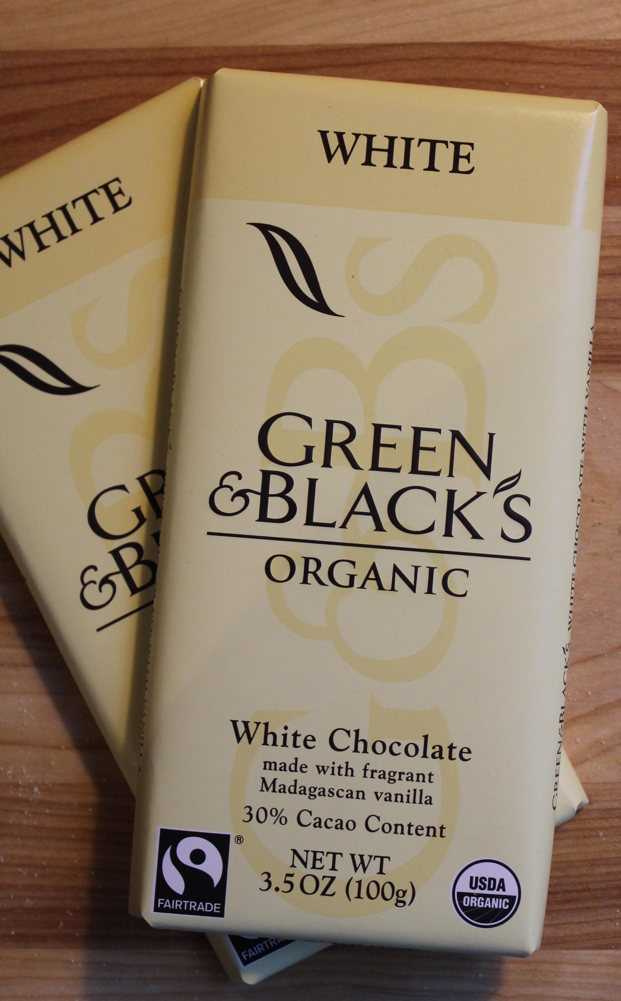 White Chocolate Vanilla Bean Mousse with Honey Lemon Berries
