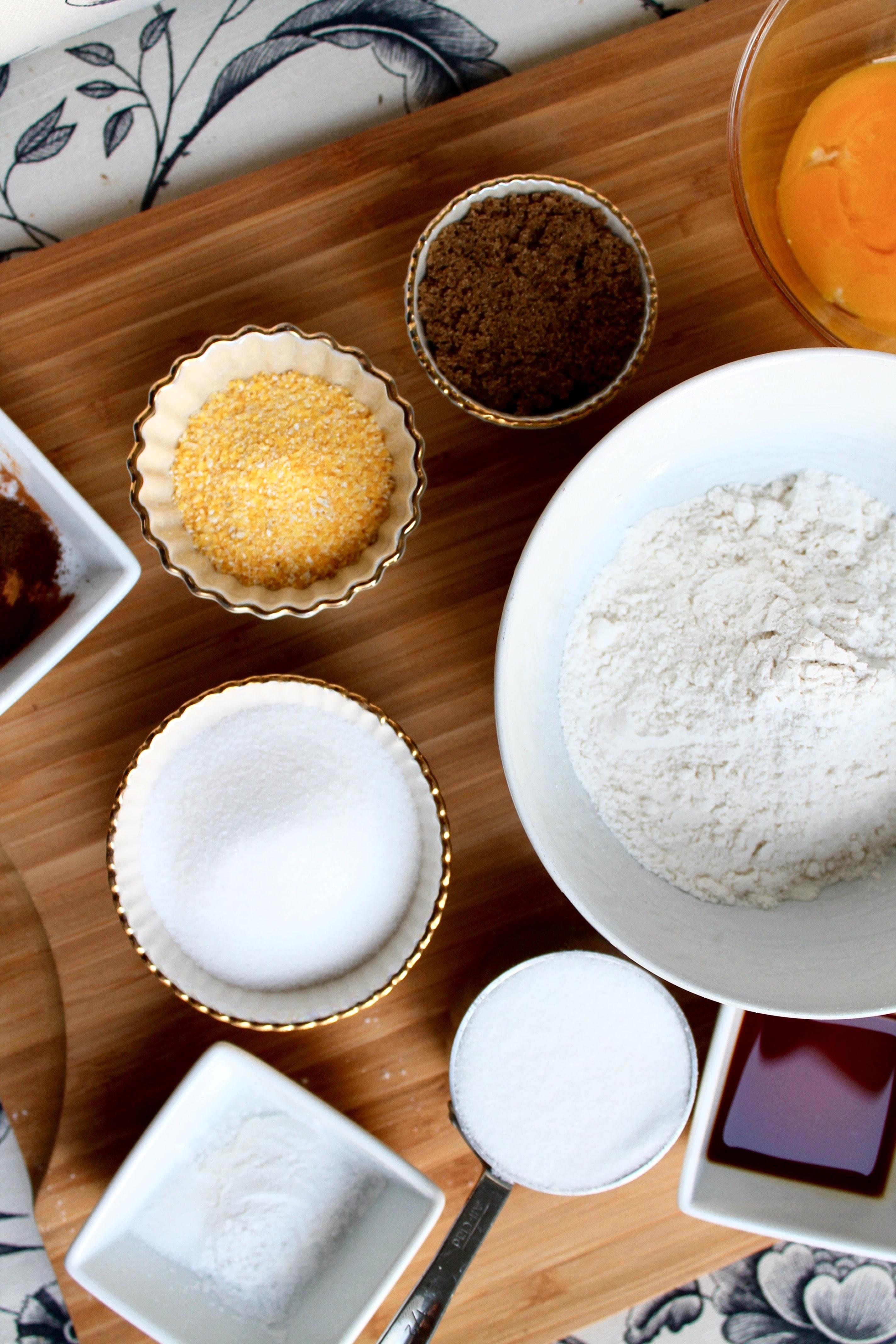 Spiced Satsuma Cake