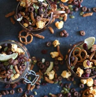 Autumn Snack Mix!
