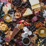 Chocolate and Bourbon Cheeseboard