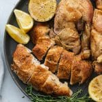The Easiest Roasted Chicken