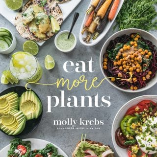It's here!!!! Eat More Plants Cover Reveal and Pre-orders!!!