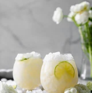 Elderflower Margaritas