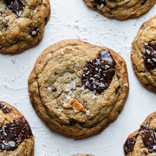 Mango Dark Chocolate Chunk Cookies